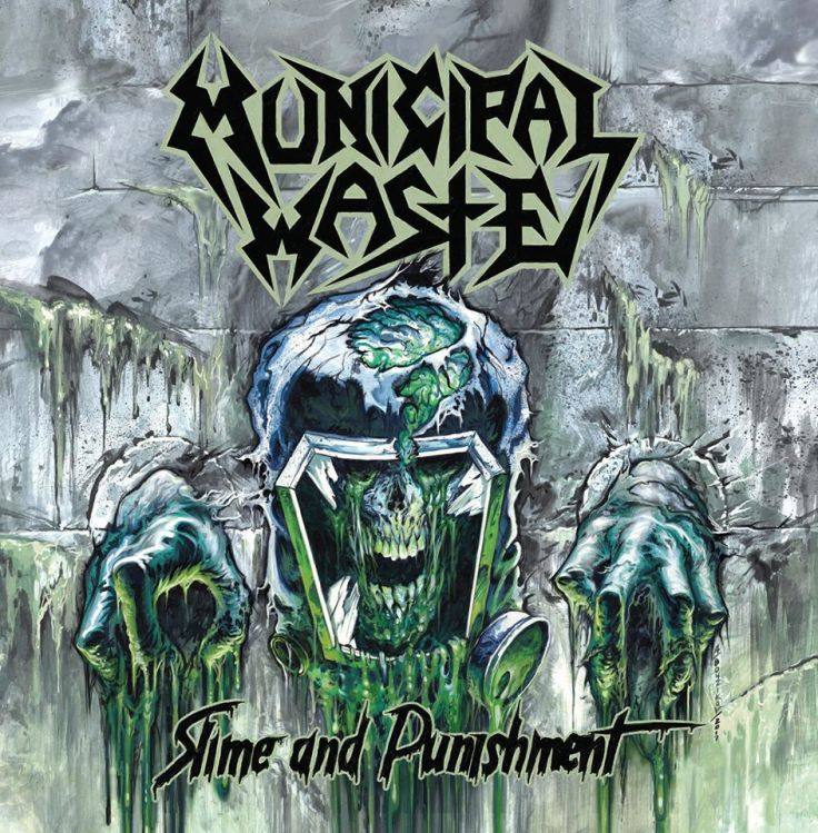 MUNICIPAL WASTE - New Album