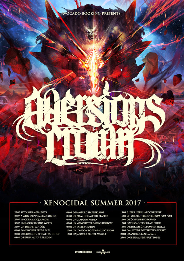 Aversions Crown Tour