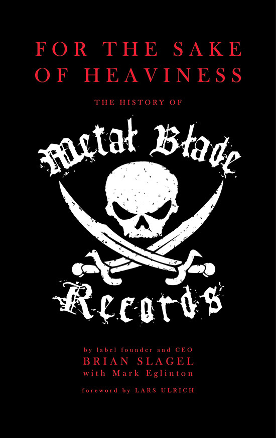 Metal Blade Records Buch