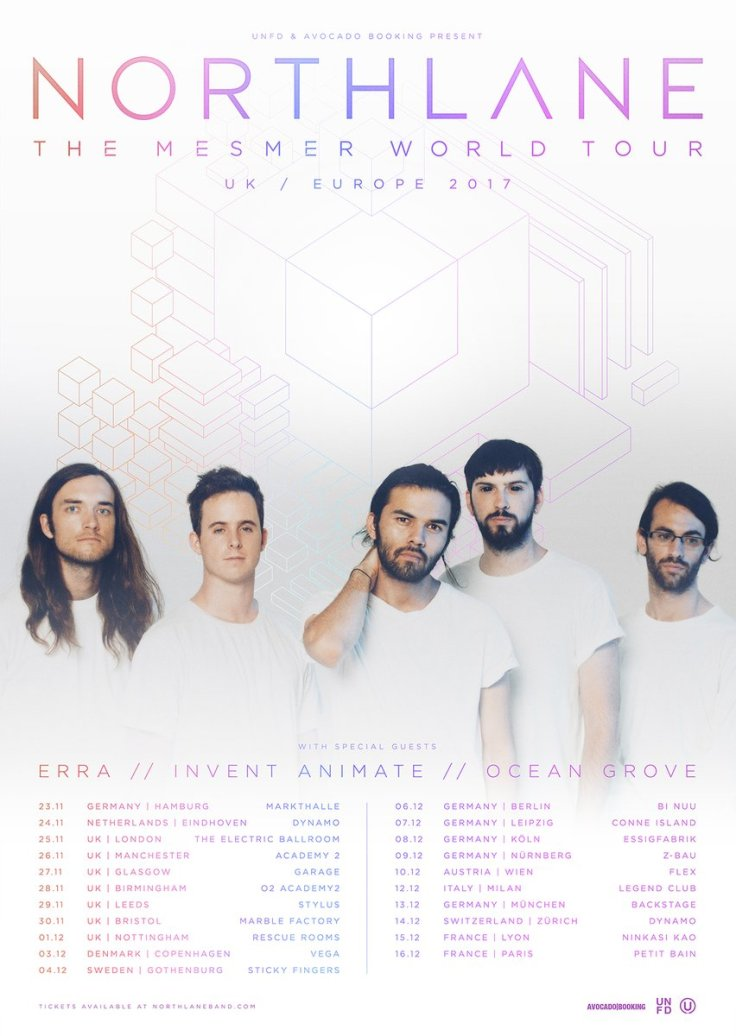 Northlane Tour 2017