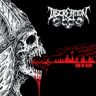 Discreation-End of days Albumcover