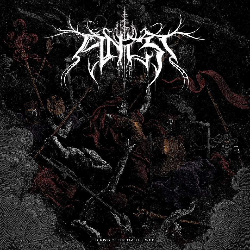 ANCST GHOSTS Album