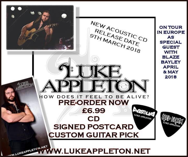 Luke Appleton