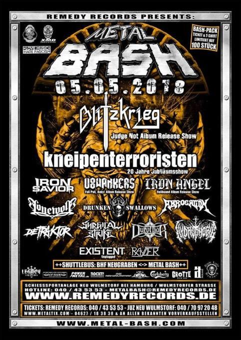 Metal Bash 2018