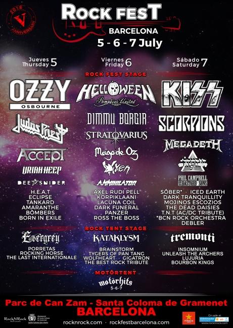 Rockfest Bild