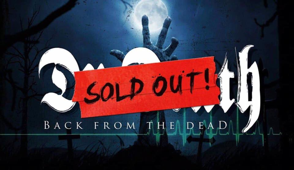 dr death sold out
