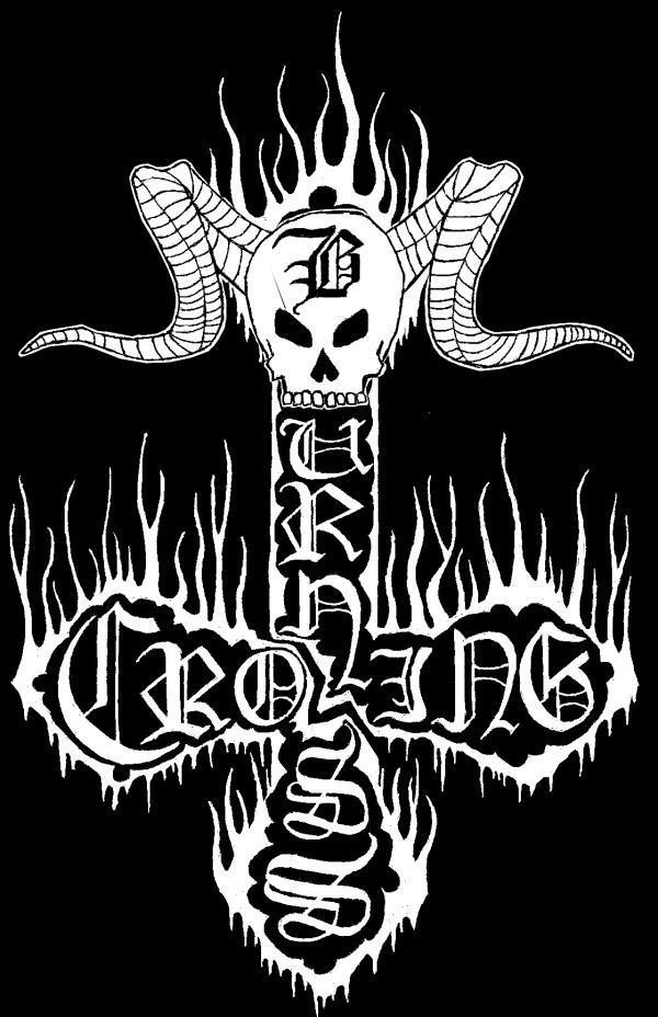 Burning Cross Logo