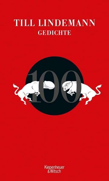 Lindemann - 100 Gedichte - Cover