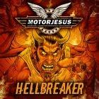 Motorjesus - Hellbreaker Cover